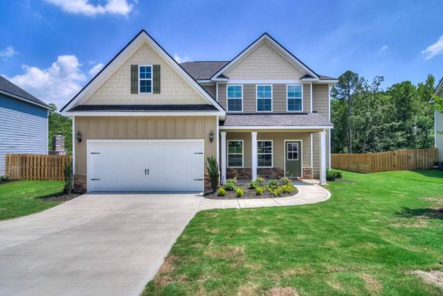 264 Anneswood Drive, Martinez, GA 30907 (MLS #446709) :: Young & Partners