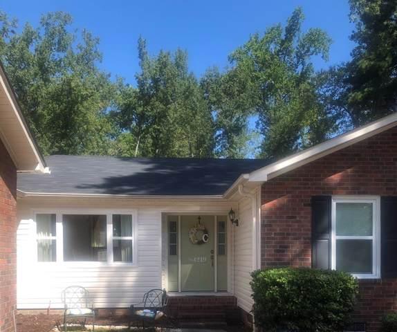 4219 Spruce Lane, Martinez, GA 30907 (MLS #446719) :: Meybohm Real Estate