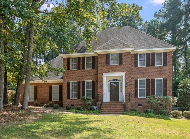 4226 Knollcrest Circle S, Martinez, GA 30907 (MLS #446729) :: Shannon Rollings Real Estate