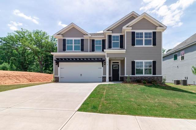 234 Palisade Ridge, Evans, GA 30809 (MLS #446737) :: Shannon Rollings Real Estate