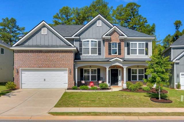2324 Malone Way, Evans, GA 30809 (MLS #446780) :: Venus Morris Griffin | Meybohm Real Estate