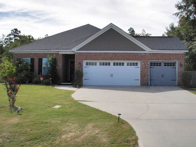2628 New Hope Circle, Hephzibah, GA 30815 (MLS #446797) :: RE/MAX River Realty
