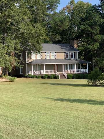 9750 Gus Walden Road, MItchell, GA 30820 (MLS #446798) :: RE/MAX River Realty