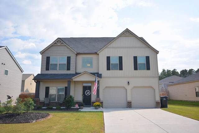 372 Stablebridge Way, Augusta, GA 30906 (MLS #446802) :: RE/MAX River Realty