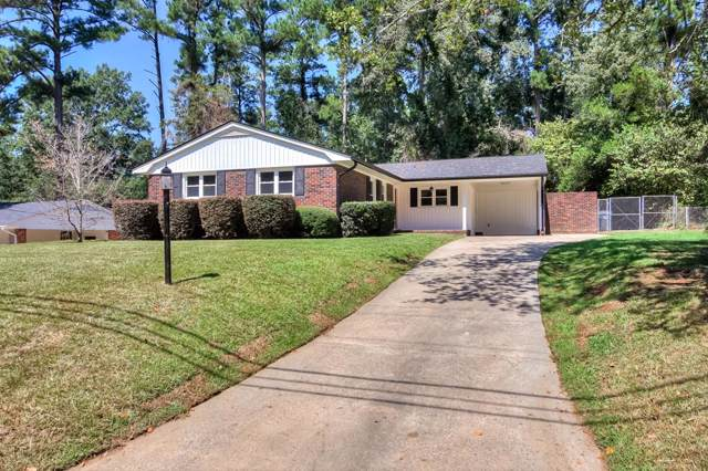 419 Aumond Road, Augusta, GA 30909 (MLS #446803) :: Venus Morris Griffin | Meybohm Real Estate