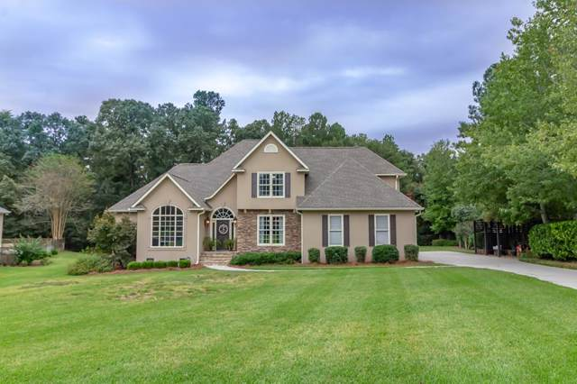 3476 Rhodes Hill Drive, Martinez, GA 30907 (MLS #446828) :: Venus Morris Griffin | Meybohm Real Estate