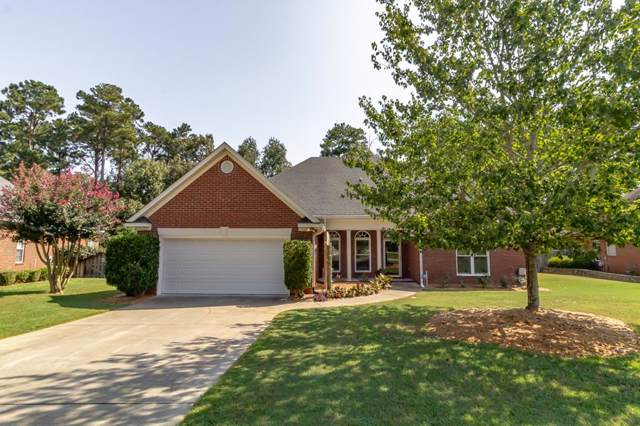 6105 Maness Court, Augusta, GA 30907 (MLS #446847) :: Young & Partners