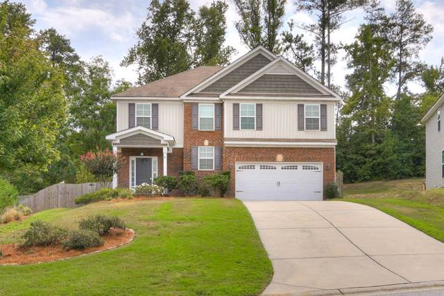 1612 Cedar Hill Drive, Grovetown, GA 30813 (MLS #446849) :: Young & Partners