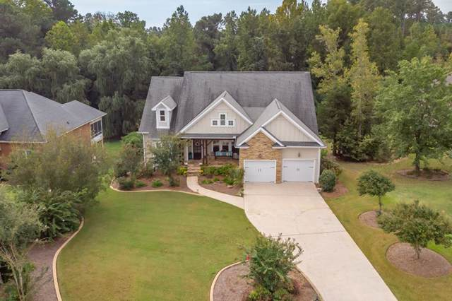 208 Sparrowhawk Lane, Evans, GA 30809 (MLS #446875) :: Shannon Rollings Real Estate