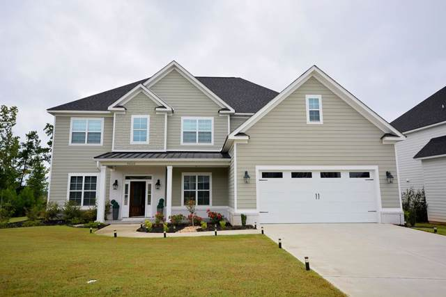9030 Winterton Street, Evans, GA 30809 (MLS #446878) :: Shannon Rollings Real Estate