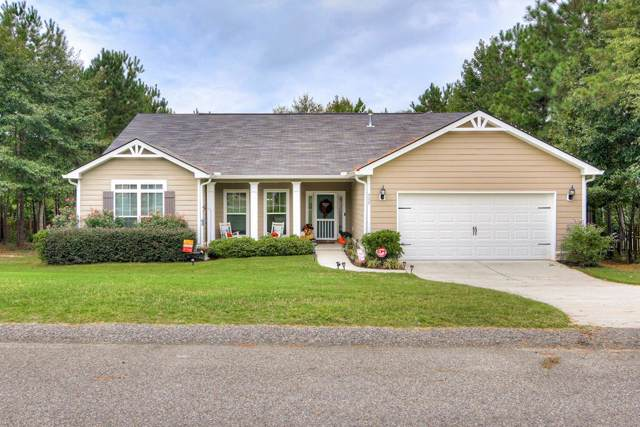 355 Foxchase Circle, North Augusta, SC 29860 (MLS #446881) :: Melton Realty Partners