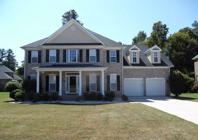 329 Gardenia Drive, Evans, GA 30809 (MLS #446884) :: Meybohm Real Estate