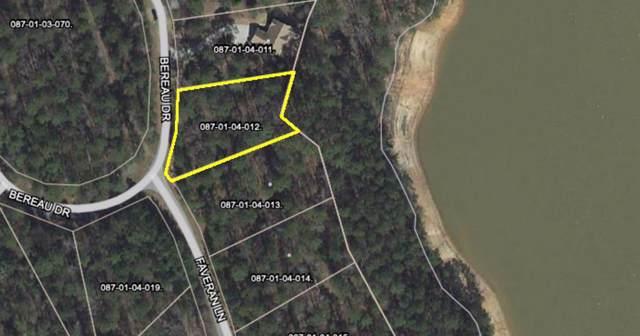 182 Bereau Drive, McCormick, SC 29835 (MLS #446897) :: Venus Morris Griffin | Meybohm Real Estate