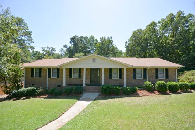 4534 Glenda Lane, Evans, GA 30809 (MLS #446900) :: Venus Morris Griffin | Meybohm Real Estate