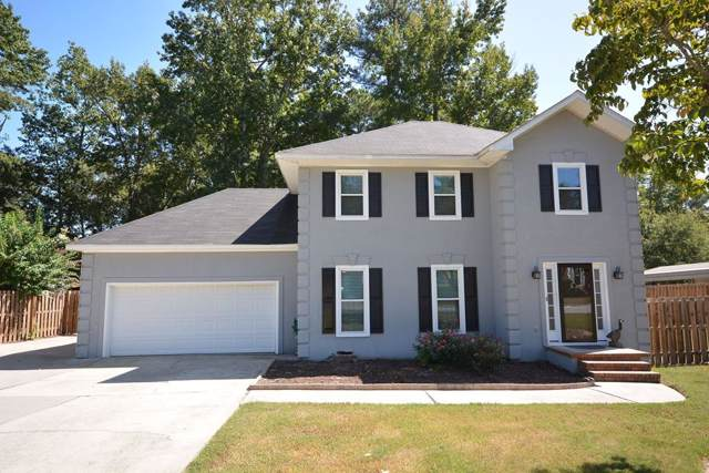 210 Amelia Drive W, Martinez, GA 30907 (MLS #446902) :: Venus Morris Griffin | Meybohm Real Estate