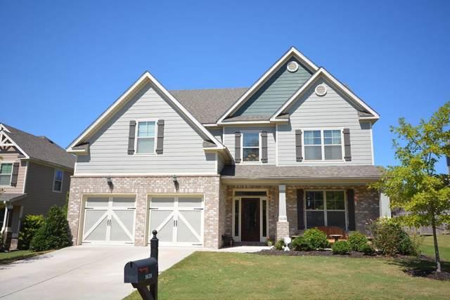 5638 Sunbury Loop, Evans, GA 30809 (MLS #446970) :: Shannon Rollings Real Estate