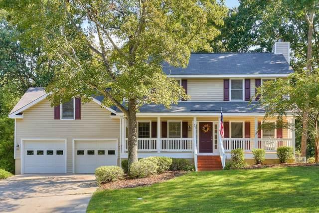 860 Hickory Ridge Road, Aiken, SC 29803 (MLS #447028) :: Young & Partners