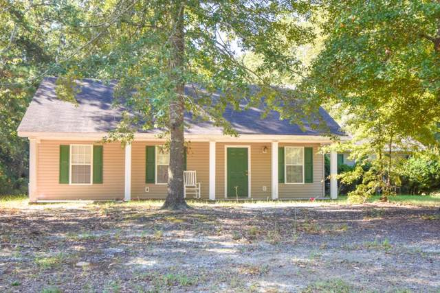 832 Coronet Drive, North Augusta, SC 29860 (MLS #447063) :: Southeastern Residential