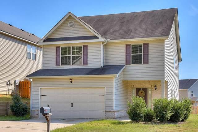 477 Lory Lane, Grovetown, GA 30813 (MLS #447088) :: Shannon Rollings Real Estate