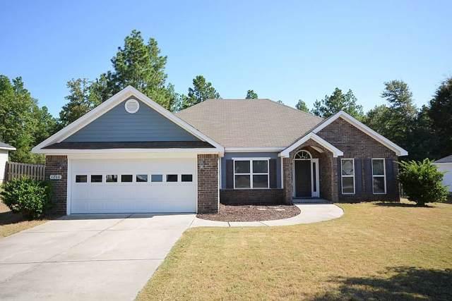 1208 Ackerman Drive, Graniteville, SC 29829 (MLS #447141) :: Shannon Rollings Real Estate