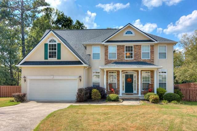 517 Avrett Court, Evans, GA 30809 (MLS #447151) :: Venus Morris Griffin   Meybohm Real Estate