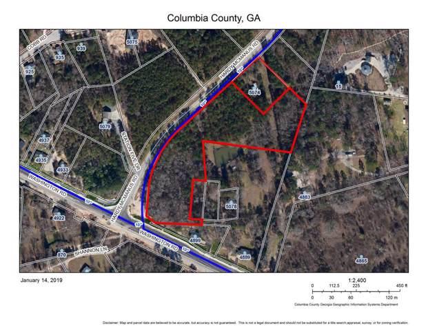 50745076 Hardy Mcmanus Road, Evans, GA 30809 (MLS #447160) :: Shannon Rollings Real Estate