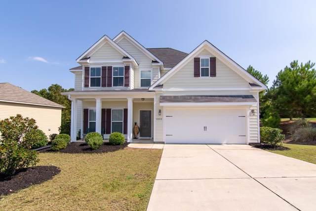 1223 Cypress Trail, Evans, GA 30809 (MLS #447209) :: Venus Morris Griffin   Meybohm Real Estate