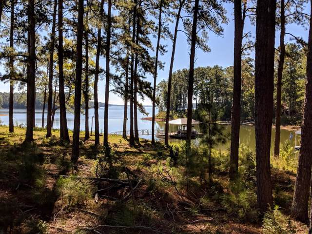 Lot 4 Lincoln Drive, McCormick, SC 29835 (MLS #447238) :: Better Homes and Gardens Real Estate Executive Partners