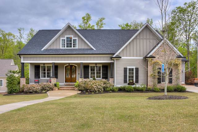 6533 River Bluff Trail, Martinez, GA 30907 (MLS #447245) :: Shannon Rollings Real Estate