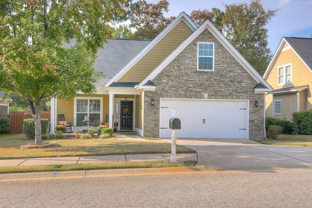 4138 Chastain Drive, Grovetown, GA 30813 (MLS #447260) :: Shannon Rollings Real Estate