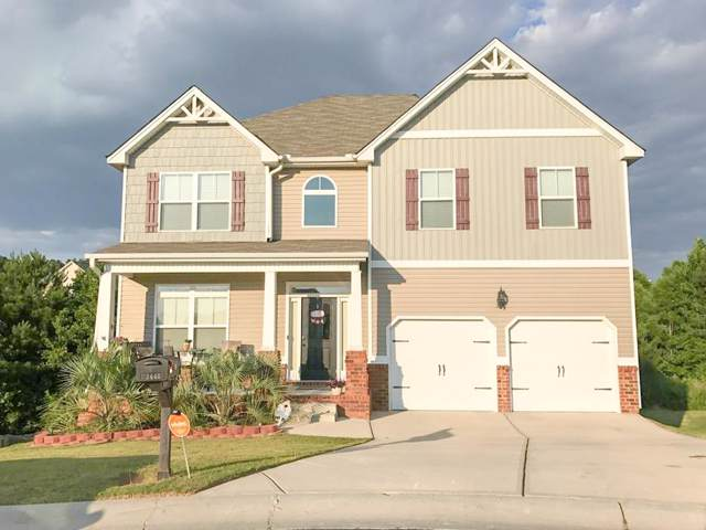 3440 Grove Landing Circle, Grovetown, GA 30813 (MLS #447311) :: Shannon Rollings Real Estate