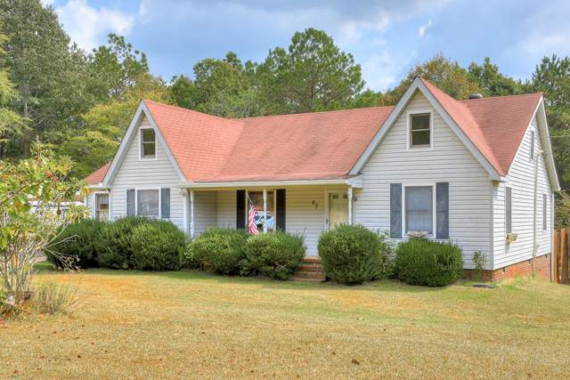 67 Scott Ferry Road, Edgefield, SC 29824 (MLS #447329) :: Young & Partners