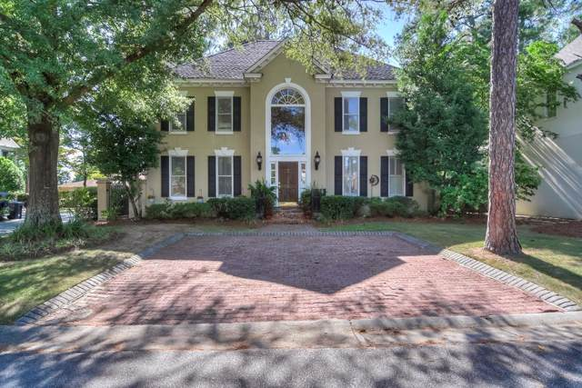 7 Conifer Square, Augusta, GA 30909 (MLS #447347) :: REMAX Reinvented | Natalie Poteete Team