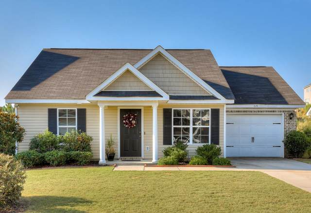 626 Natures Trail Place, Graniteville, SC 29829 (MLS #447380) :: Young & Partners