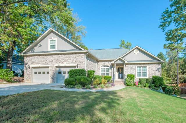 109 Fiord Drive, North Augusta, SC 29841 (MLS #447383) :: The Starnes Group LLC