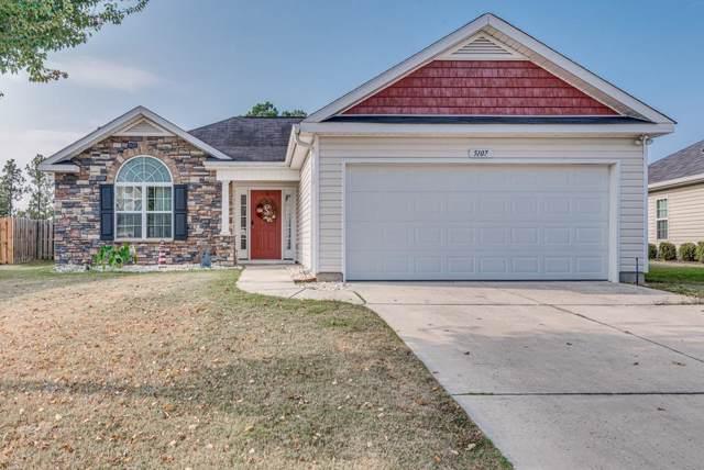 5107 Fairmont Drive, Graniteville, SC 29829 (MLS #447402) :: Shannon Rollings Real Estate