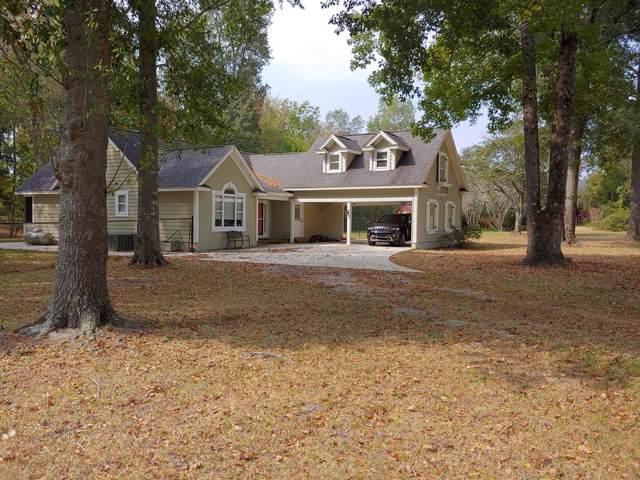 171 Live Oak Drive, Waynesboro, GA 30830 (MLS #447434) :: Southeastern Residential