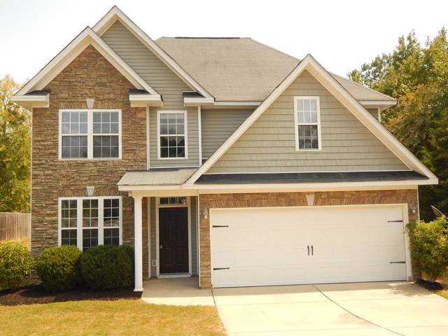 4824 High Meadows Drive, Grovetown, GA 30813 (MLS #447459) :: Young & Partners