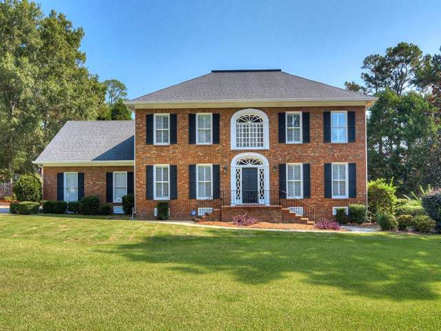 605 W West Lake Circle, Martinez, GA 30907 (MLS #447461) :: Young & Partners
