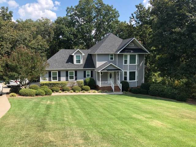 116 Coventry Circle, North Augusta, SC 29860 (MLS #447480) :: Shannon Rollings Real Estate