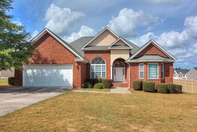 1420 Commonwealth Way, Hephzibah, GA 30815 (MLS #447481) :: Southeastern Residential