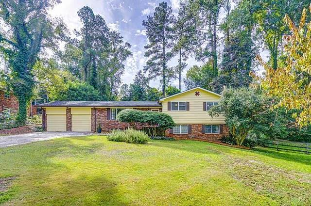 809 Hammond Drive, North Augusta, SC 29841 (MLS #447507) :: RE/MAX River Realty