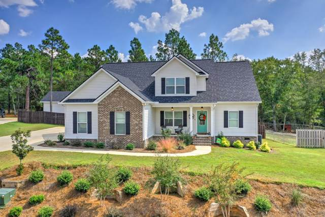 1097 Bubbling Springs Drive, Graniteville, SC 29829 (MLS #447525) :: Young & Partners