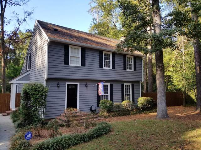 458 Bristol Road, Martinez, GA 30907 (MLS #447536) :: Shannon Rollings Real Estate