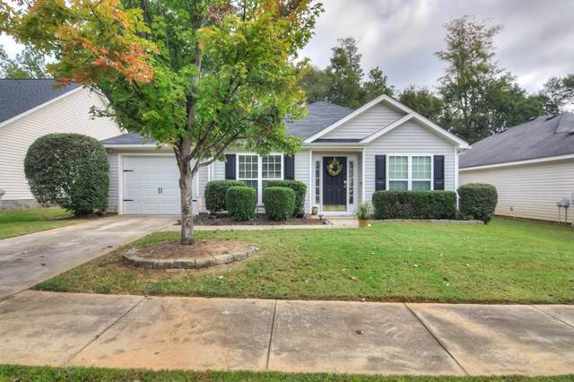323 Redbud Drive, North Augusta, SC 29860 (MLS #447540) :: Shannon Rollings Real Estate