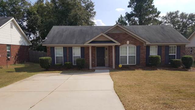 2808 Wyndham Drive, Hephzibah, GA 30815 (MLS #447563) :: Shannon Rollings Real Estate