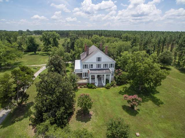 220 Gravel Hill Road, Allendale, SC 29810 (MLS #447625) :: Young & Partners
