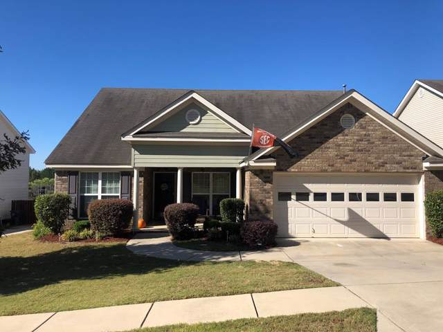 682 Ventana Drive, Evans, GA 30809 (MLS #447634) :: Venus Morris Griffin   Meybohm Real Estate