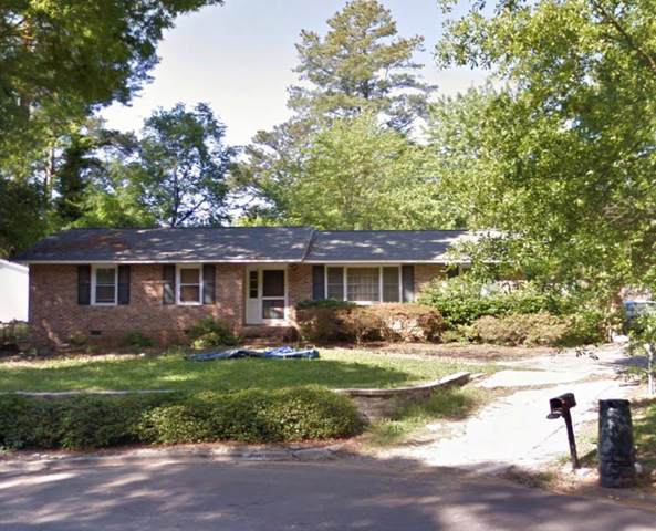 2437 Boxwood Court, Augusta, GA 30904 (MLS #447696) :: Shannon Rollings Real Estate