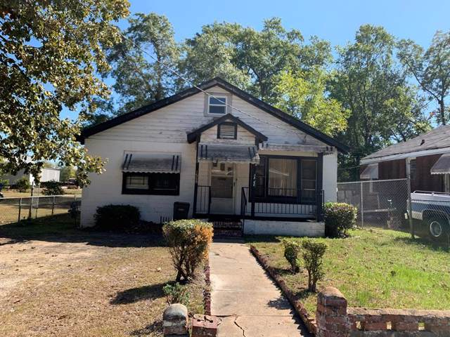 1568 Holley Street, Augusta, GA 30901 (MLS #447711) :: Venus Morris Griffin | Meybohm Real Estate